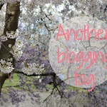 Tag: Another Blogging Tag