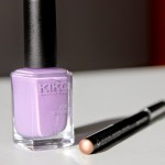 Review: KIKO nail lacquer + eye pencil