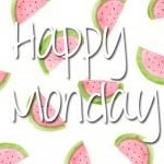Happy Monday: vakantie stress & guilty pleasures