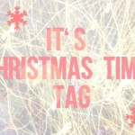 Tag: It's Christmas time!