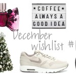 December wishlist 2015 #1